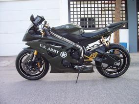 !!muy Bonita Yamaha R6 Edición U.s. Army!!