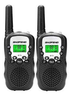 2 Radios Walkie Talkie Niños Baofeng Bf-t3 1-3km Oferta