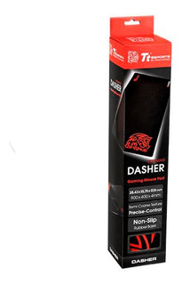 Mouse Pad Gamer Thermaltake Dasher Ext 900x400 Mm Negro