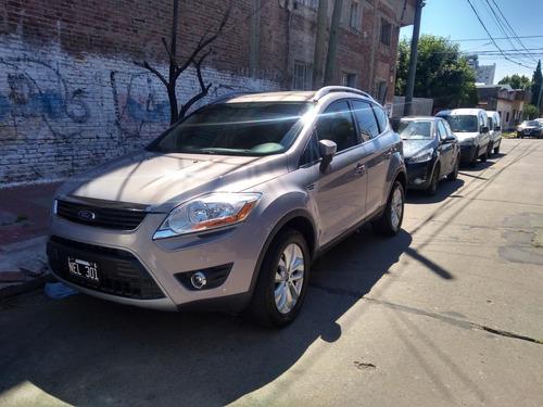 Ford Kuga 2.5 Trend Mt 4x4 (ku01/ku04) 2013