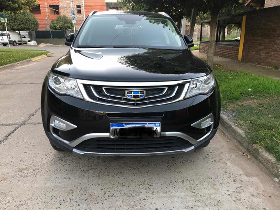 Geely Emgrand X7 Sport - Gl At 2.4