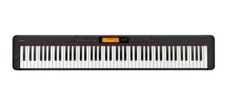 Piano Digital Casio Cdp-s350bk, 7 Octavas