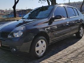 Renault Clio Sedan Privilege 1.6 16v Completo 2003