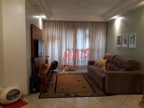 Imagem 1 de 30 de Frente! Apartamento, Embaré, Lazer, 3 Dormitórios, 1 Suíte, 1 Vaga - Ap2541