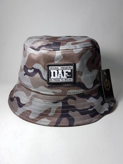 Piluso-pescador-bucket Hat Double Aa Original Premium Daf