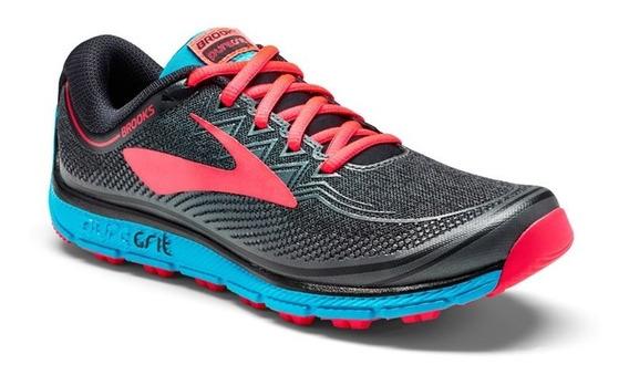 Zapatillas Mujer Brooks Puregrit 6 Estilo Trail