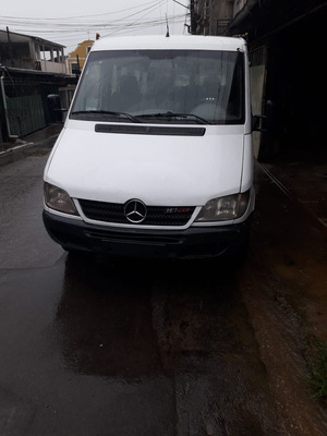 Mercedes-benz Sprinter Van 2.2 Cdi 313 Executiva 5p 2007