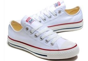 Zapatos Converse Blancos Made In Vietnam