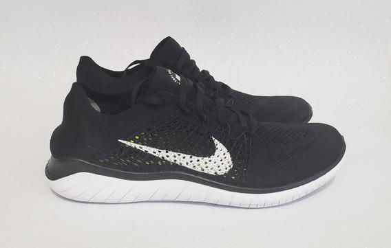 Tênis Nike Free Rn Flyknit 2018 Preto
