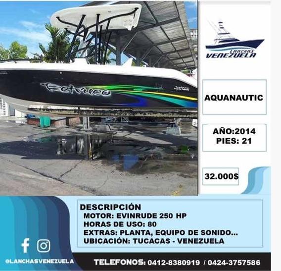Lancha Aquanautic 21 Lv111