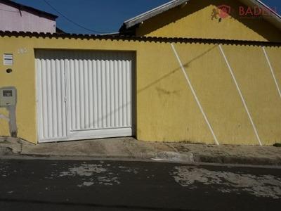 Casa Residencial Em Campinas - Sp, Jardim Novo Maracanã - Ca01118