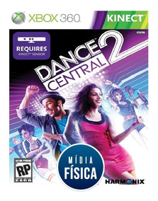 Jogo Dance Central 2 Kinect - Xbox 360 [ Game Lacrado ]