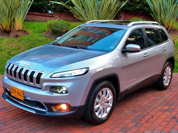 Jeep Cherokee Limited 3.2 Automática 4x4 Con Sun Roof