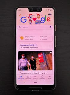 Celular Google Pixel 3 Xl Como Nuevo Y Con Accesorios