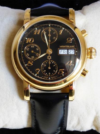 Relógio Montblanc Original 4810 Cronógrafo