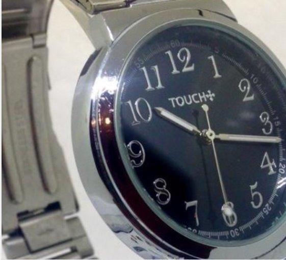 Relógio De Pulso Touch T07336 Unissex Webclock