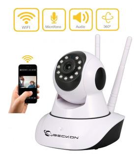 Cámara Wifi Ip De Seguridad / Vigilancia / Baby Monitor Bx-1