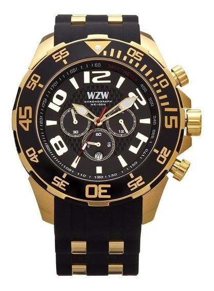 Relógio De Pulso Wzw Sport 7225