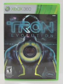 Tron Evolution Game Xbox 360 Original E Completo