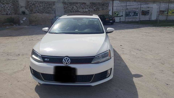 Volkswagen Jetta 2.0 Gli Dsg Turbo Piel At 2012
