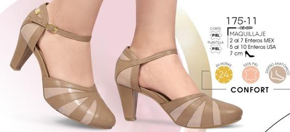 Zapato Dama Maquillaje Mod. 175-11 Oi 2019