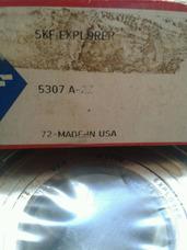 Rodamiento 5307a-zz Marca Skf