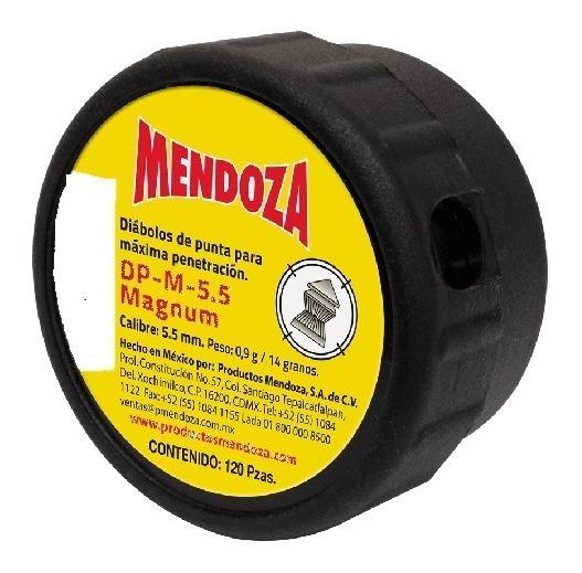 Diabolos Mendoza Calibrado 5.5