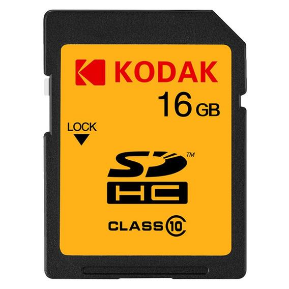Classe De Cartão De Memória Kodak U1 Classe 10 Compatível Co