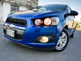 Chevrolet Sonic 1.6 Lt Hb At 2016 Posible Cambio