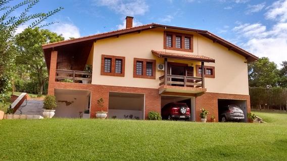 Chácara Residencial À Venda, Campo Real, Porto Feliz. - Ch0295