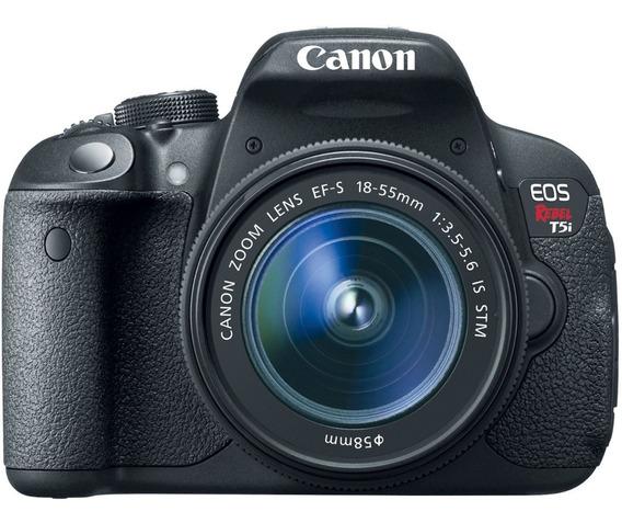 Câmera Canon T5i Kit Lente 18-55 #