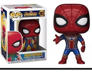 Funko Pop Iron Spider #287