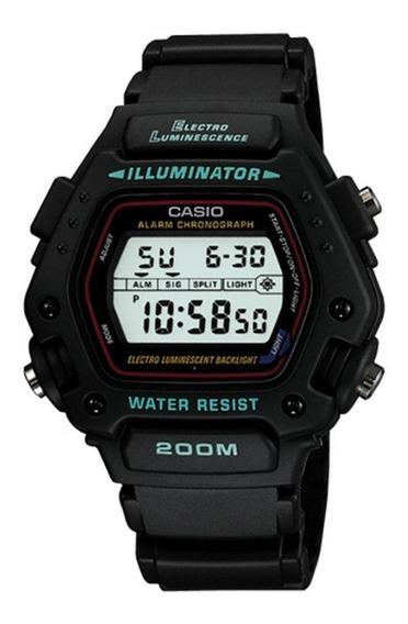 Reloj Original Caballero Marca Casio Modelo Dw2901vx