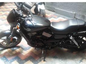 Harley Davidson Street Xg750 Spoke Black Nacional