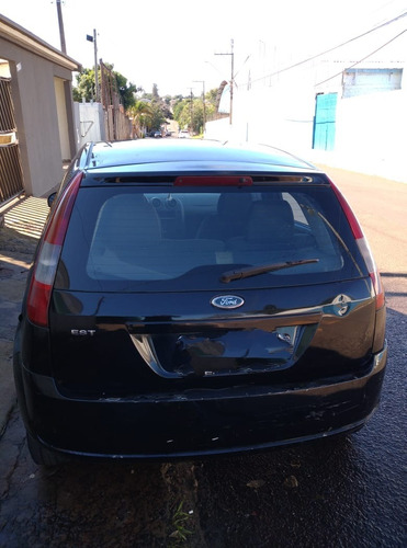 Ford Fiesta 2003 1.0 Supercharger 5p