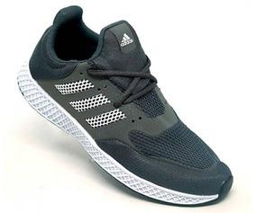 Tênis adidas New Storm Cinza