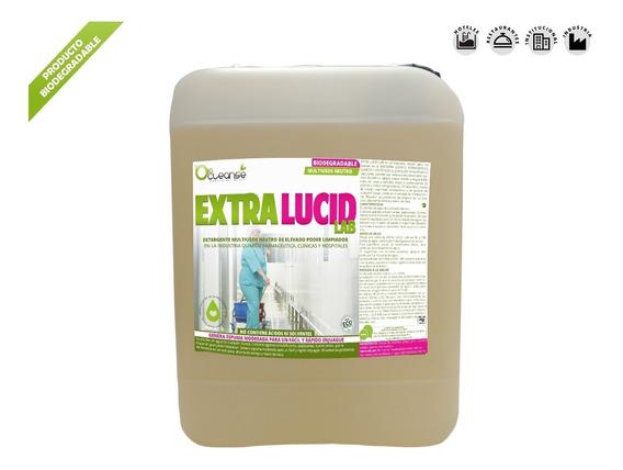 Detergente Neutro Biodegradable Uso Industrial 200 Litros