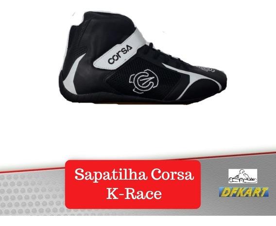 Sapatilha Kart Corsa K-race