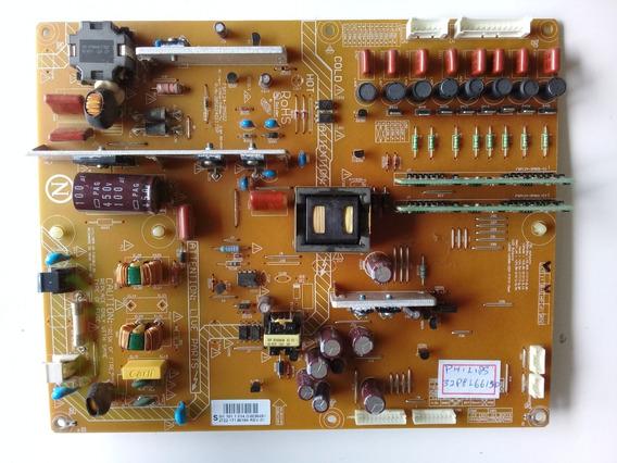 Placa Da Fonte Da Tv Philips Mod. 32pfl6615d