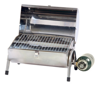Stansport Acero Inoxidable Gas Barbeque Grill