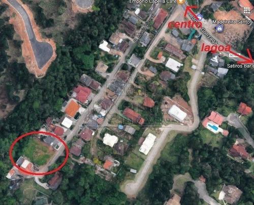 Terreno A Venda No Bairro Itacorubi Em Florianopolis - V-77362