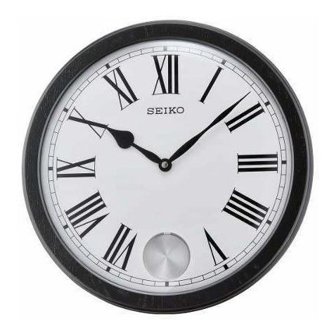 Reloj De Pared Seiko Con Péndulo Qxc233k   Envío Gratis