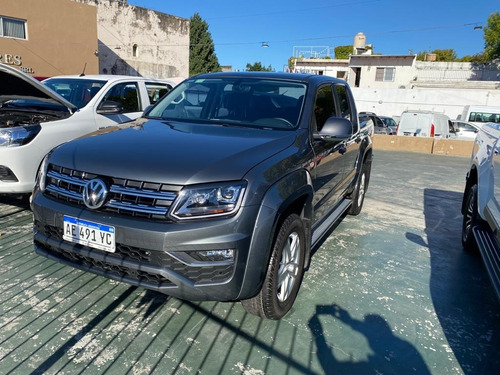 Volkswagen Amarok Highline 4x4 Manual 2020