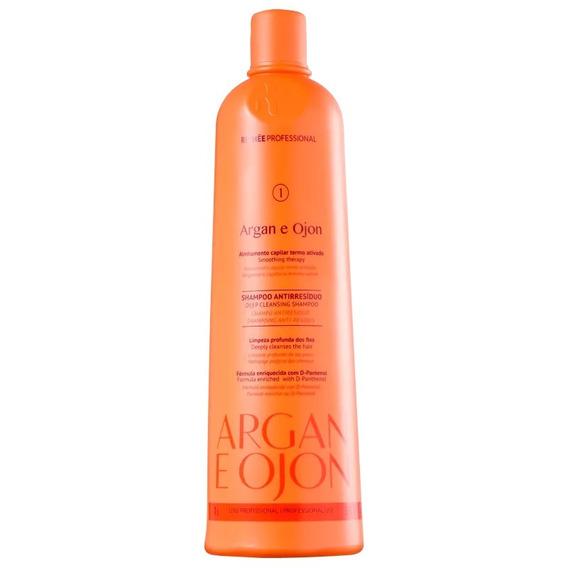 Richée Argan E Ojon - Shampoo Antirresíduo 1000ml