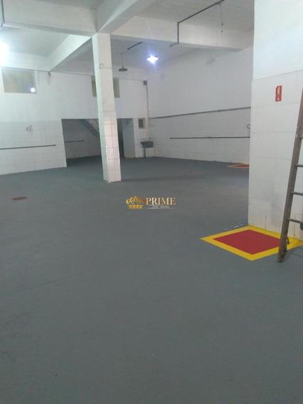 Barracão Para Aluguel Em Jardim Do Trevo - Ba004070
