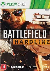 Jogo Battlefield Hardline Xbox 360 Dub Português Frete Gráti