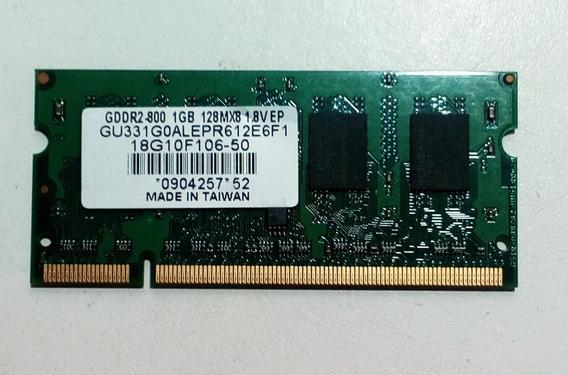 Memoria Ram Ddr2 1gb Net/not