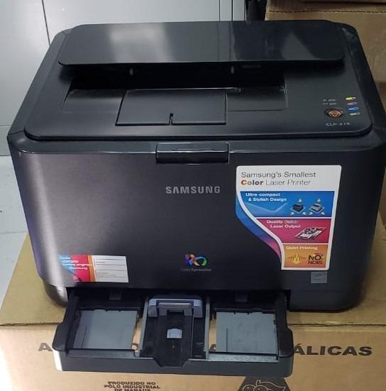 Impressora Samsung Clp-315