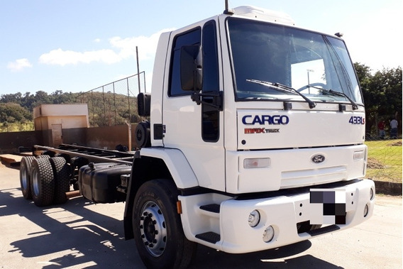 Ford 4331 Truck 6x2