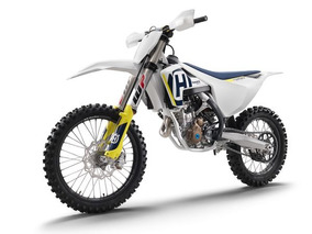 Moto Husqvarna Fx 350 2018 0km Crosscountry - Global Bikes